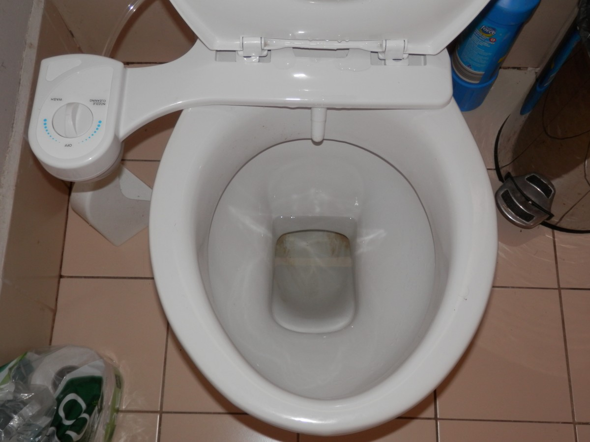 My Toilet Seat Bidet