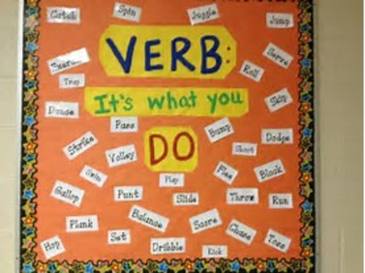 If the bulletin board is innovative then it not only catches the attention of the students but holds it as well.