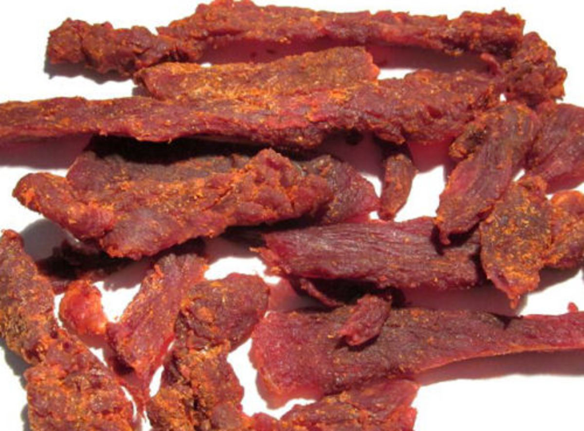 The really nice thing about making jerky though, is that you can turn out a great product even if you don't have a lot of specialized gear.