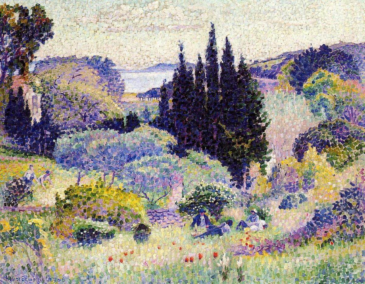 Cypress, April, 1904