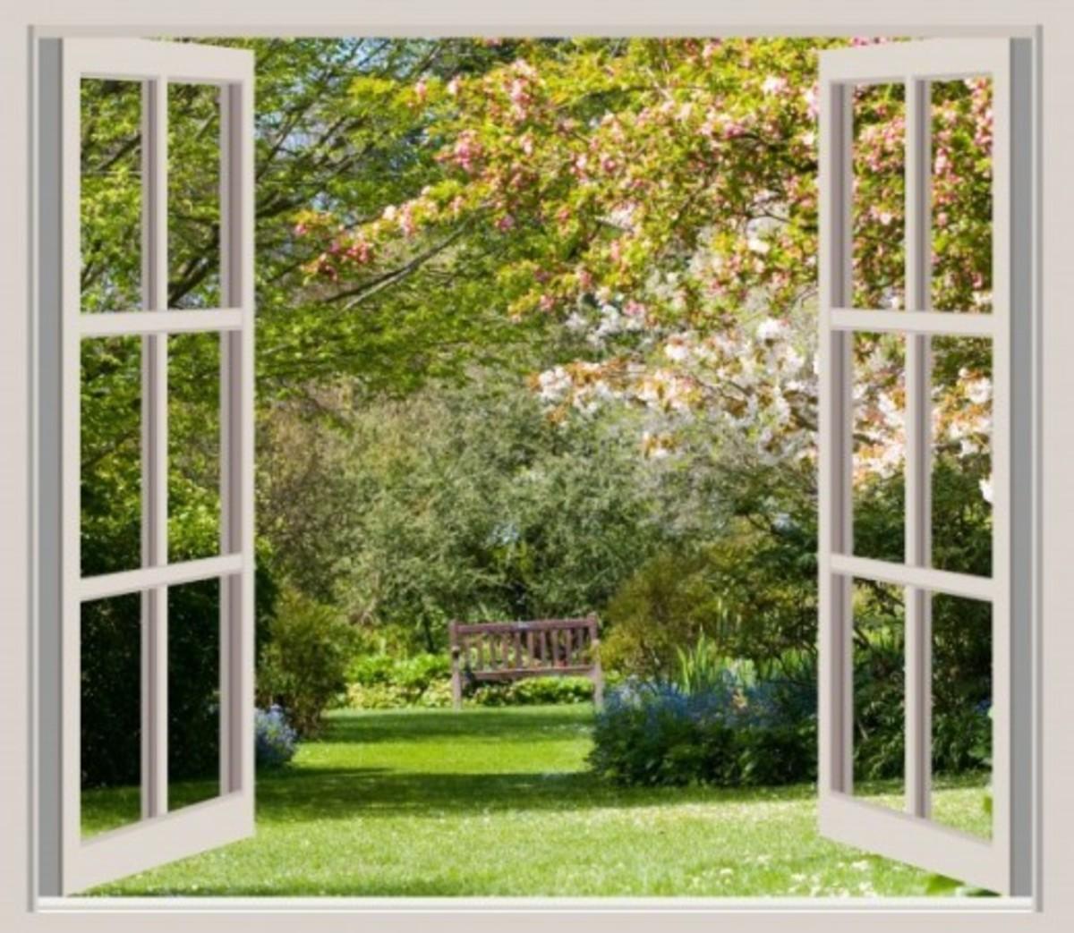 Window to Spring
