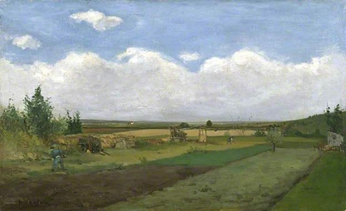 Landscape (Spring Planting)