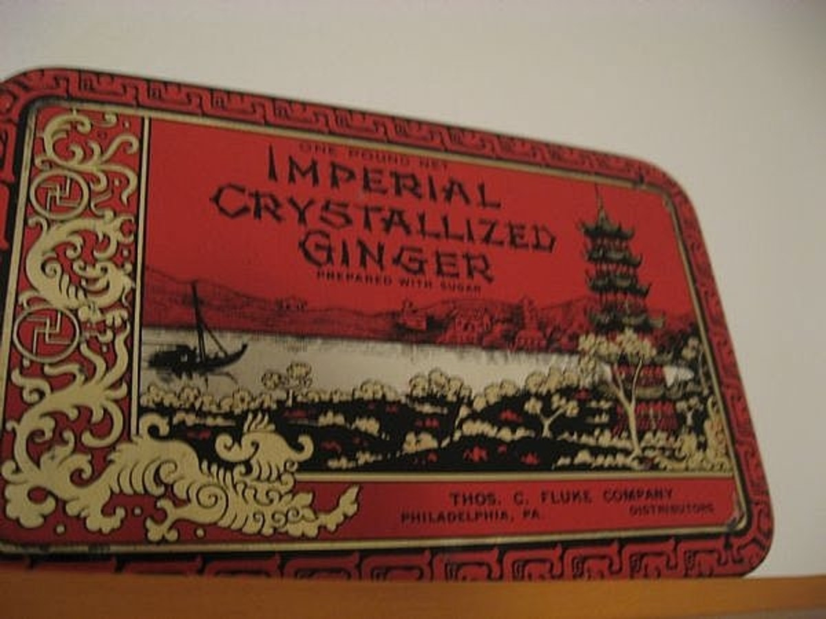 Crystalized ginger is a candy, not a cooking spice.