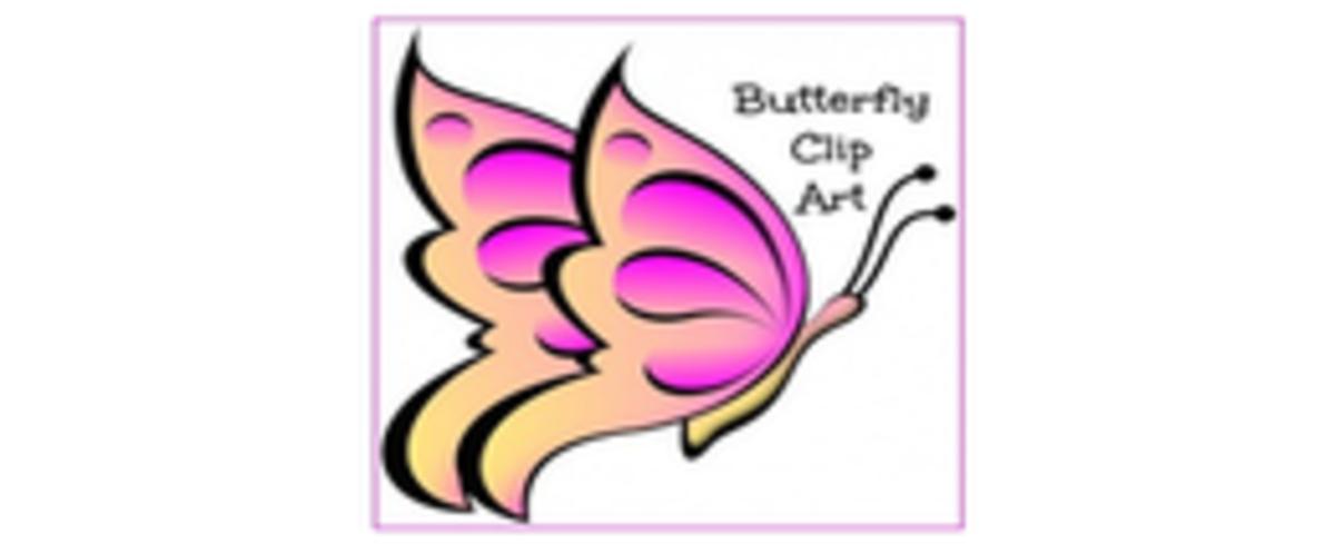 Butterfly Clip Art