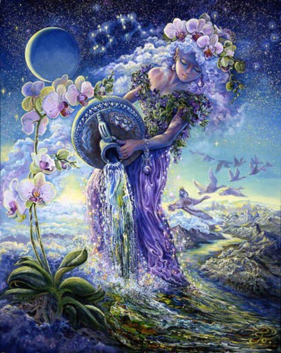 "Aquarius' Key Idea: ""I Know"" (Jan 21st - Feb 20th)"