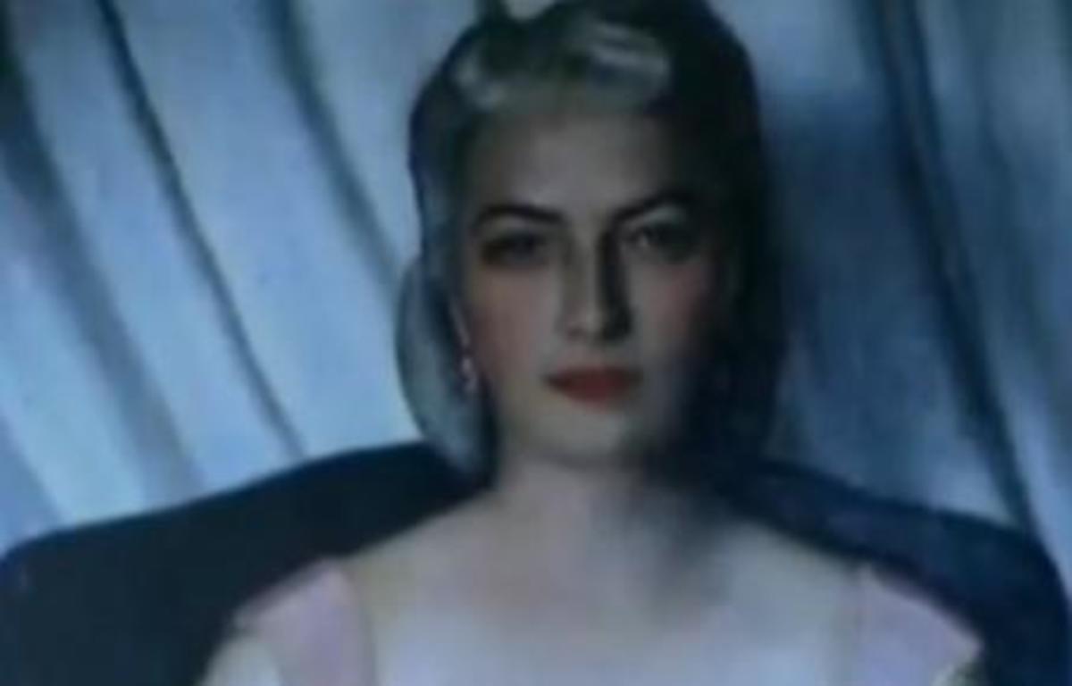Gene's wife, Anne