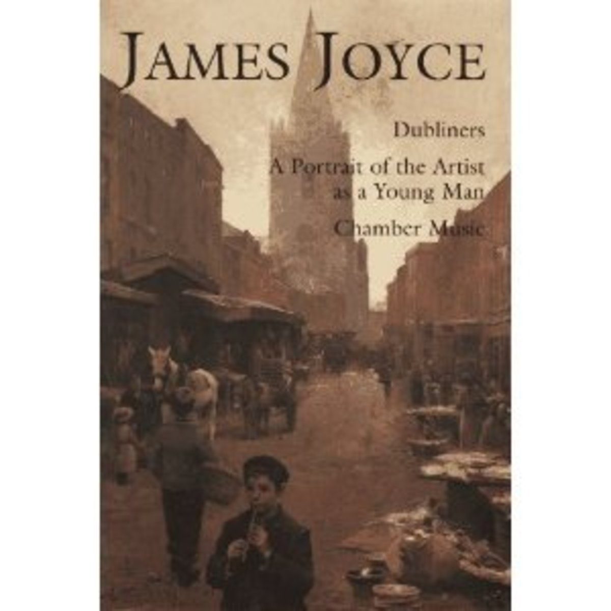 "Reaction to Short Story: ""Araby,"" James Joyce"