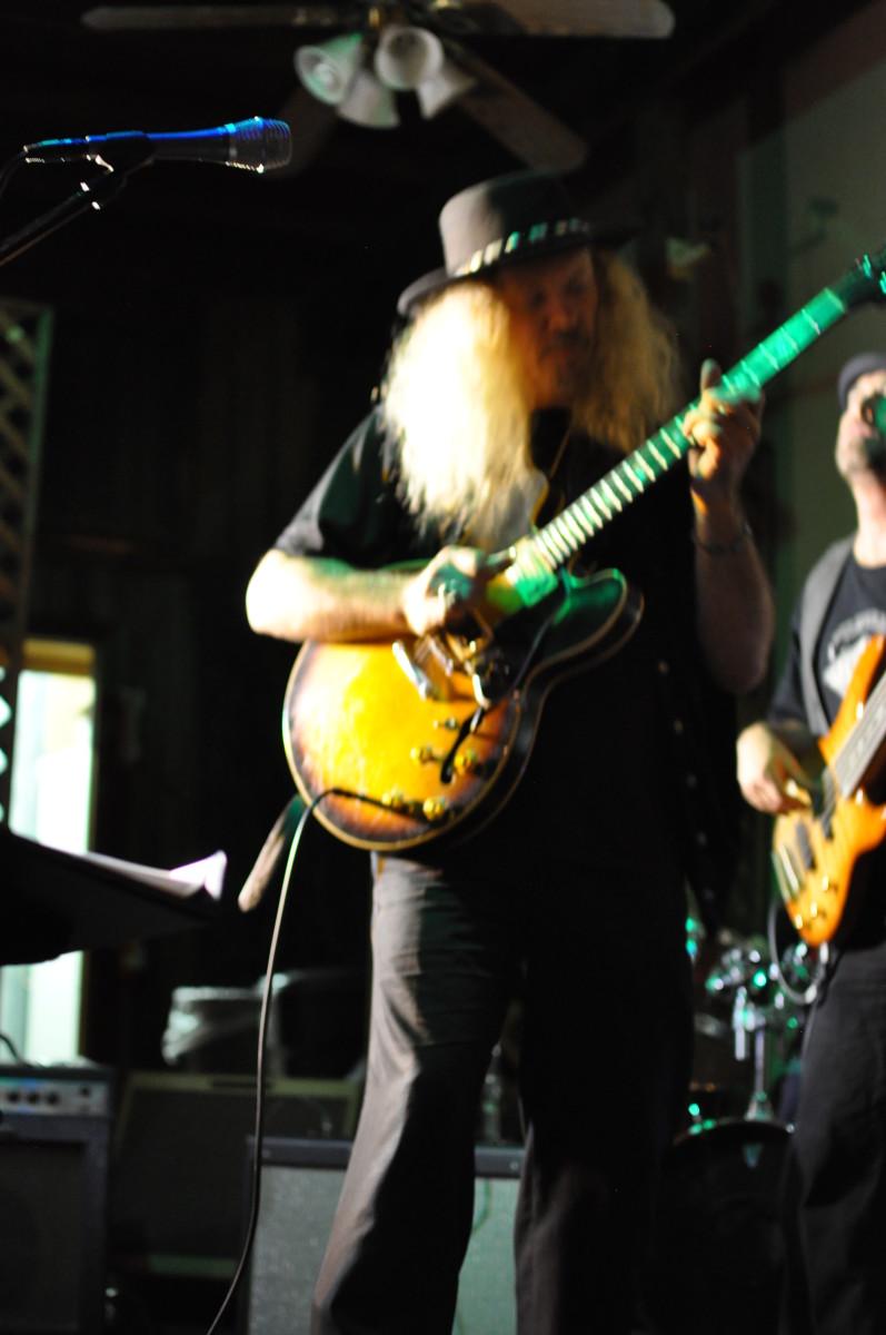 Power Chords for Rock Rhythm Guitar