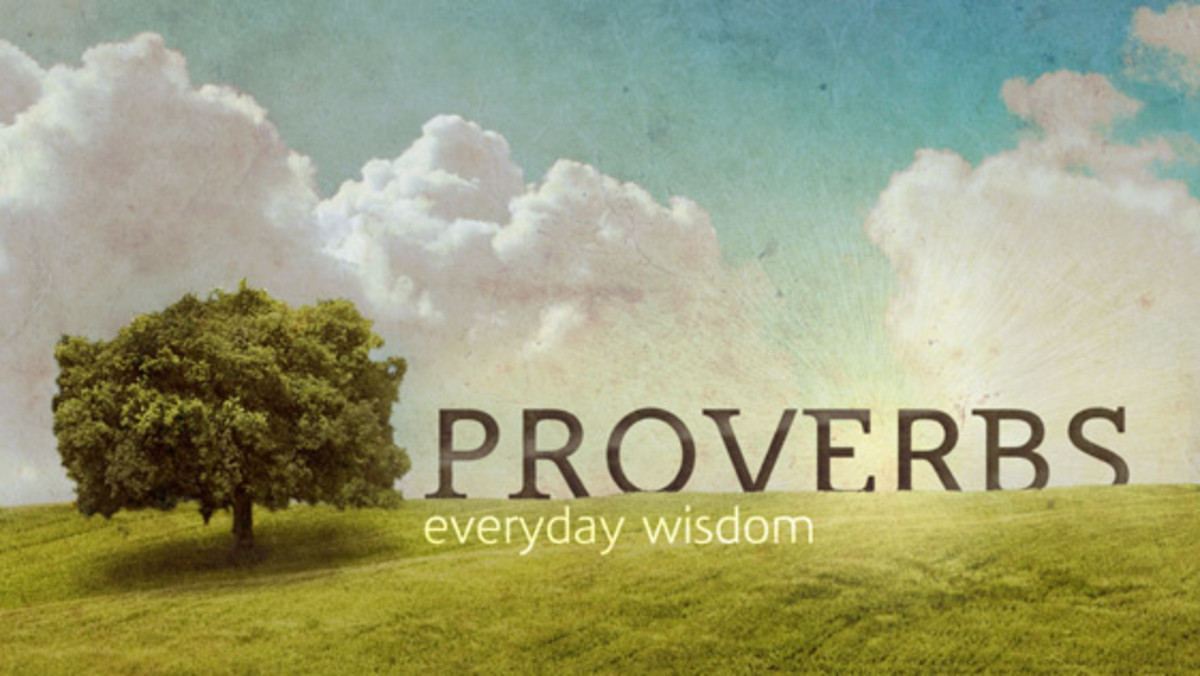 20 Quotes on Favor and Blessing from the Book of Proverbs