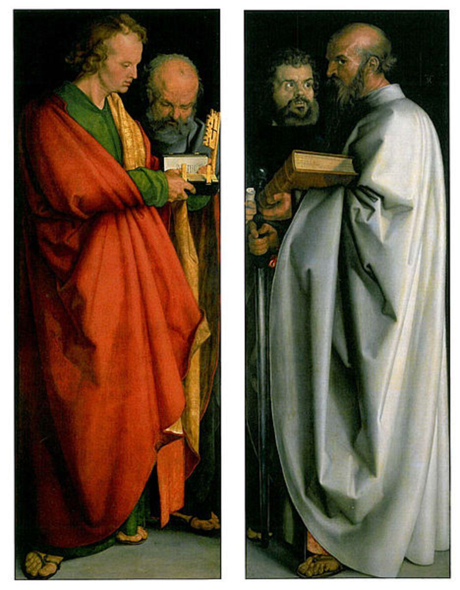 The Four Apostles (1526)