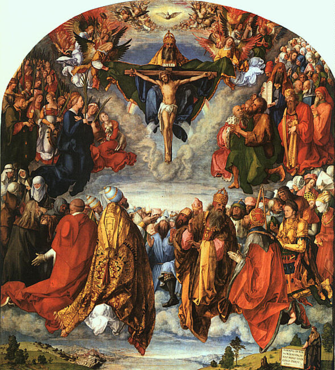 Adoration of the Trinity (1511)