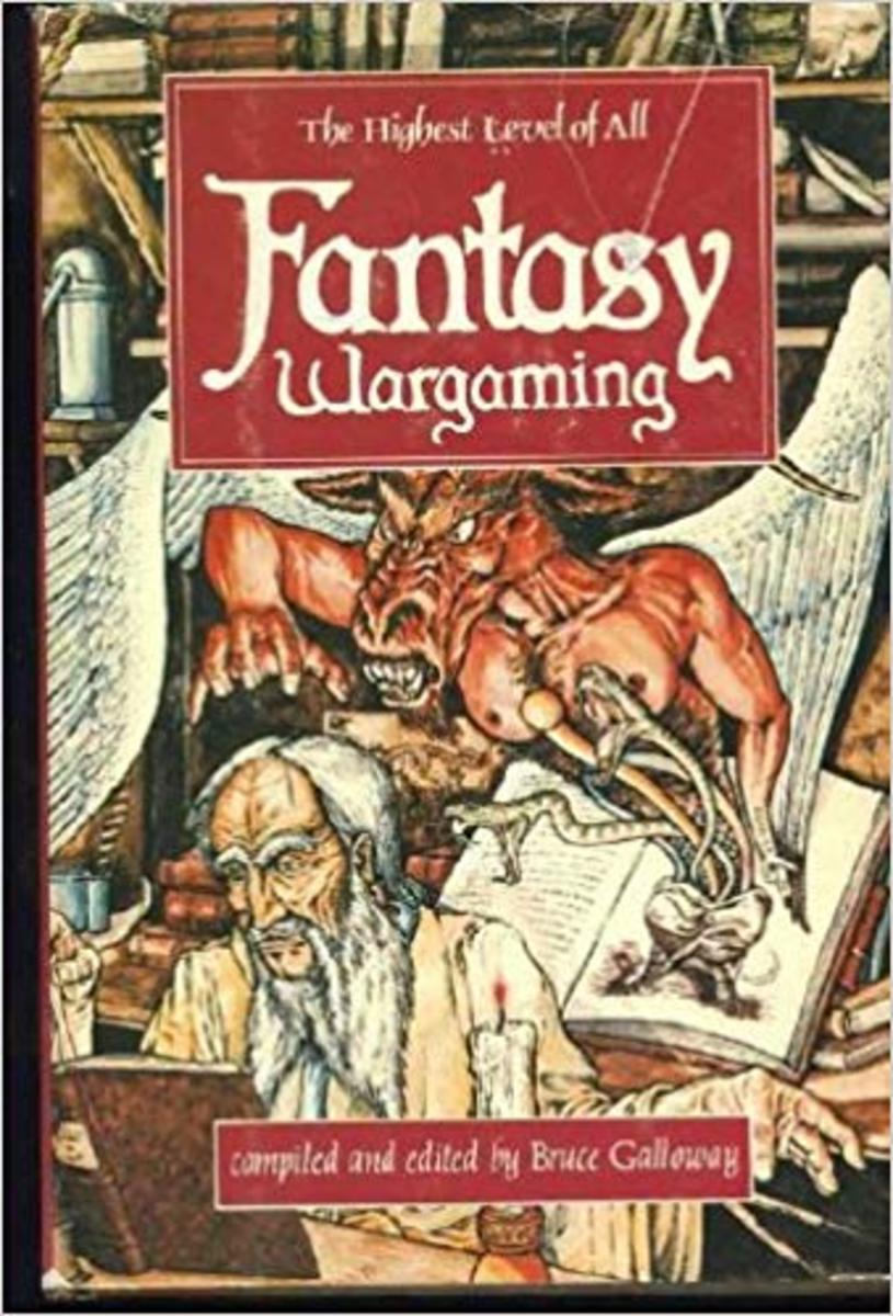 Fantasy Wargaming: The Highest Level of All, by Bruce Galloway