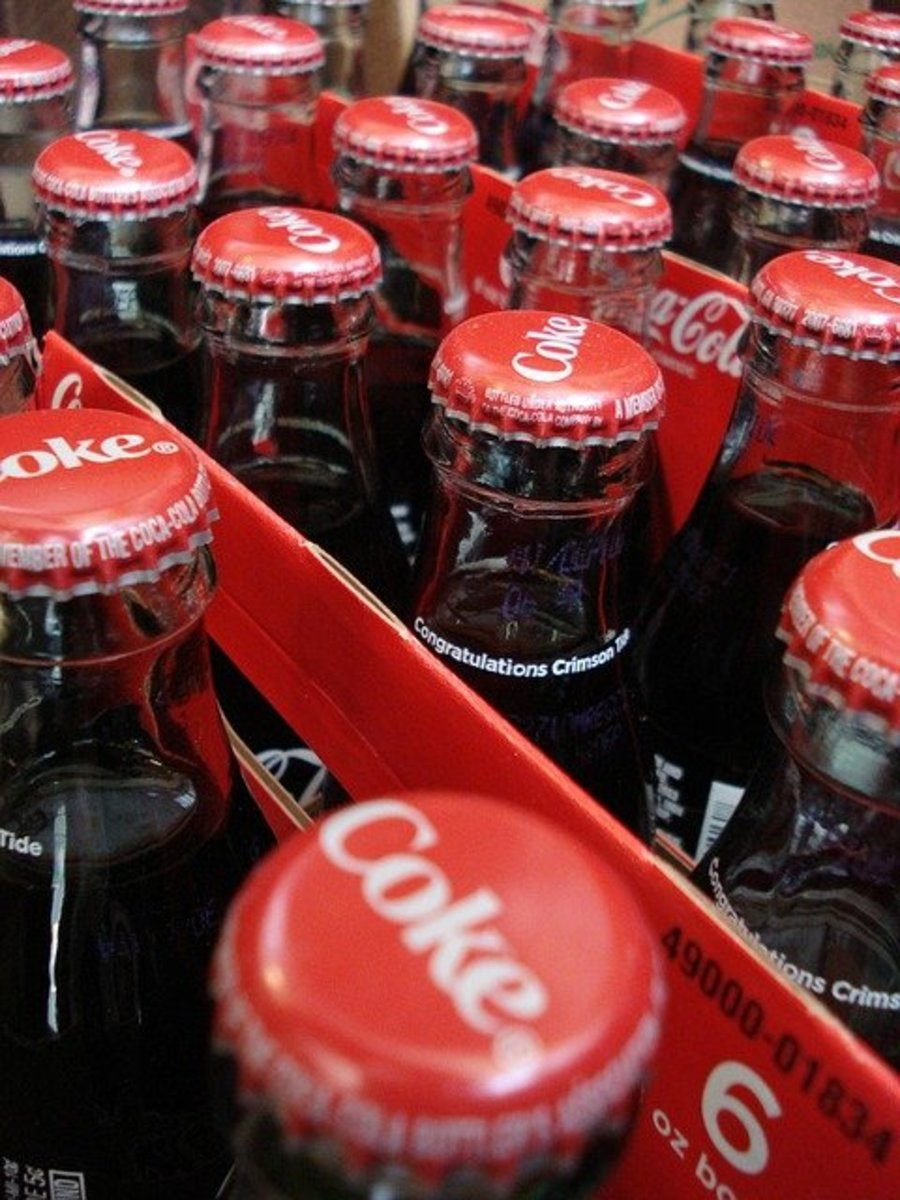 Classic Coke will always be the favorite for most traditional cola drinkers.