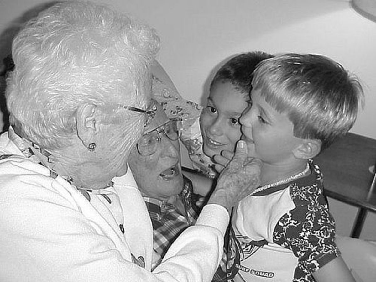 Raising boys to have respect for elders and authority is a critical effort that can only help them in years to come.
