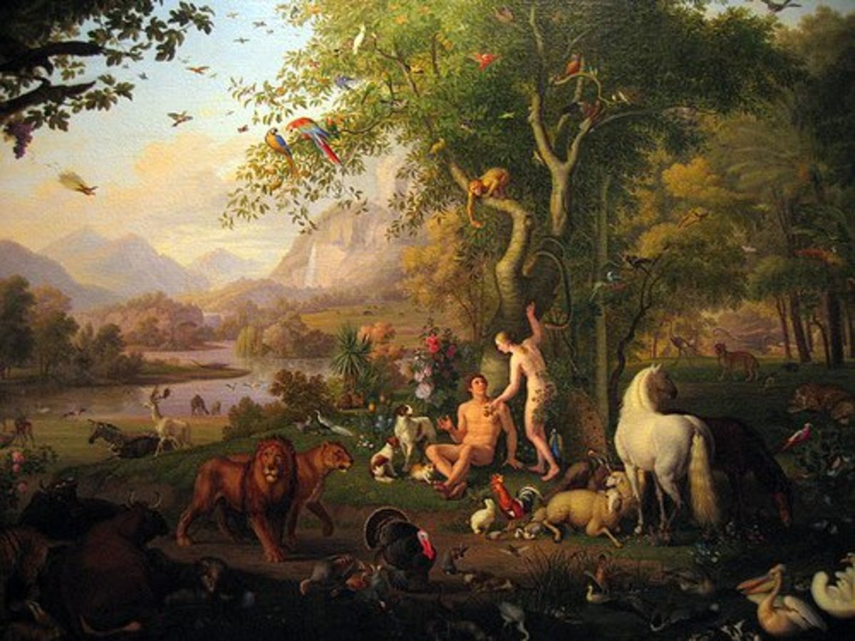 The beginnings of the symbolism date back to the Garden of Adam and Eve.