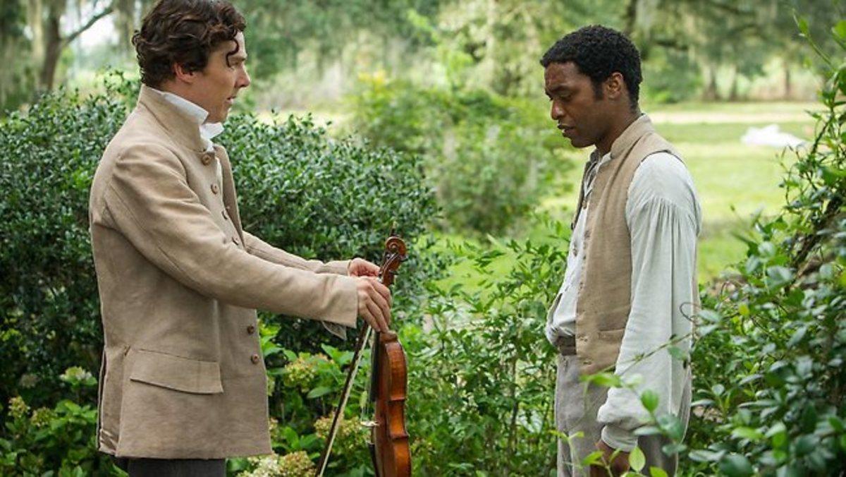 Northrup's Master Gives Him a Violin