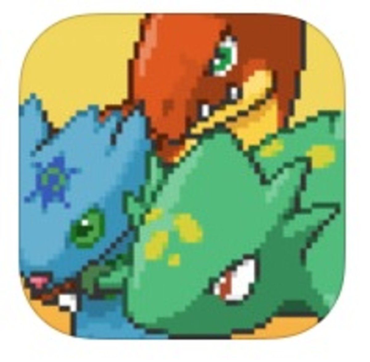 My Favourite Of The Games Like Pokémon For iOS.