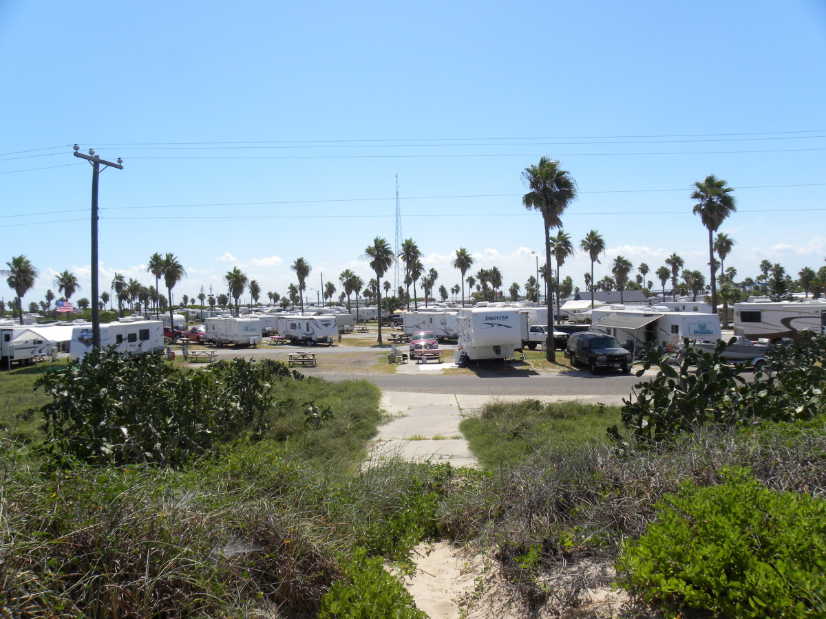 Isla Blanca RV Park and Campgrounds South Padre Island TX