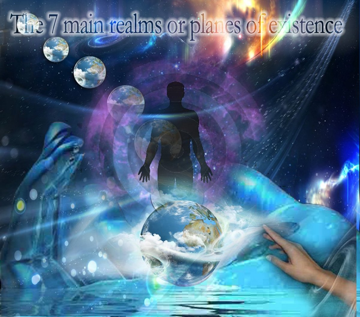 The Seven Realms of Existence