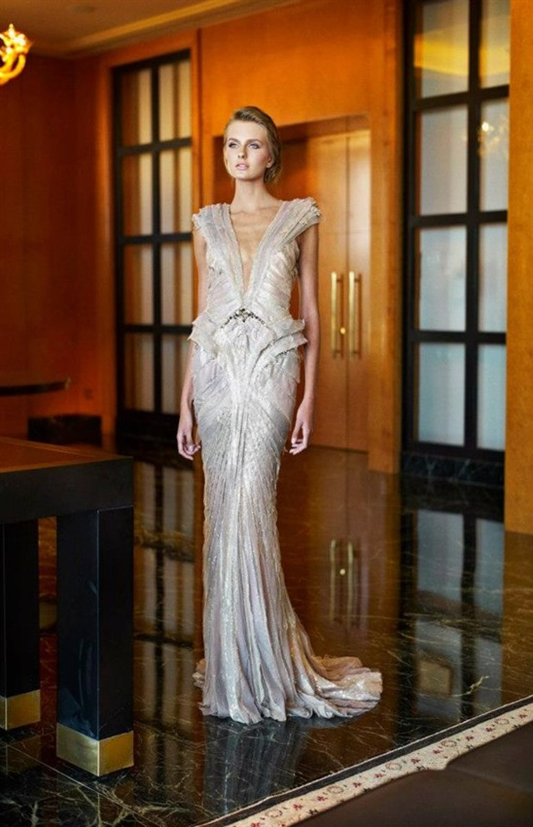 What a beautiful gown