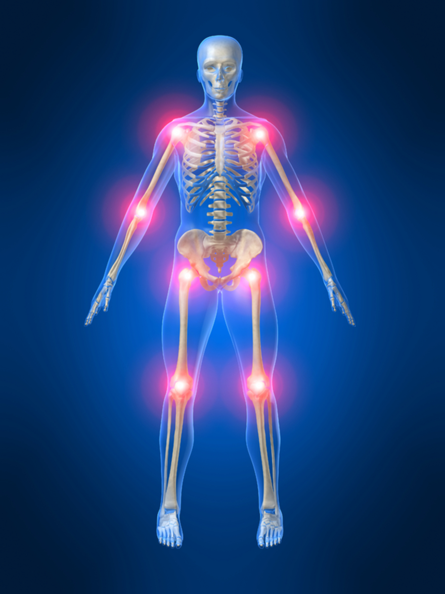 Sudden muscle and joint pain can be eliminated by a myofascial release massage.