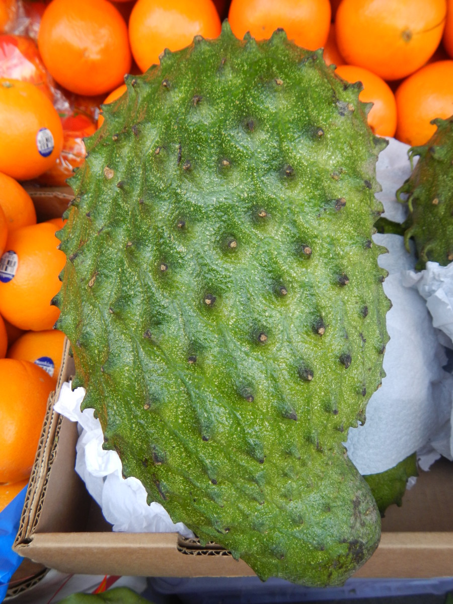 The Nutritional And Health Benefits Of Guanabana, Soursop Or Graviola