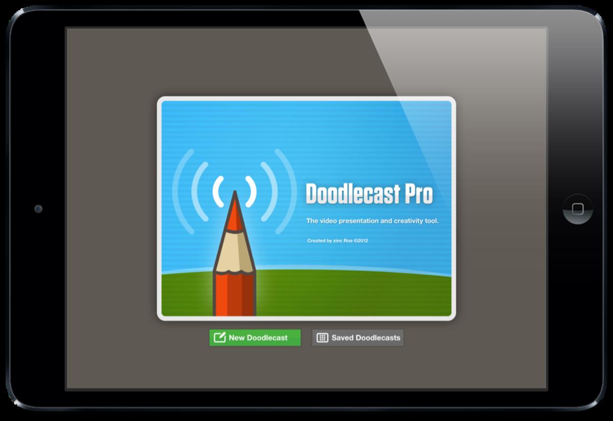 Doodlecast Pro screenshot by Jonathan Wylie
