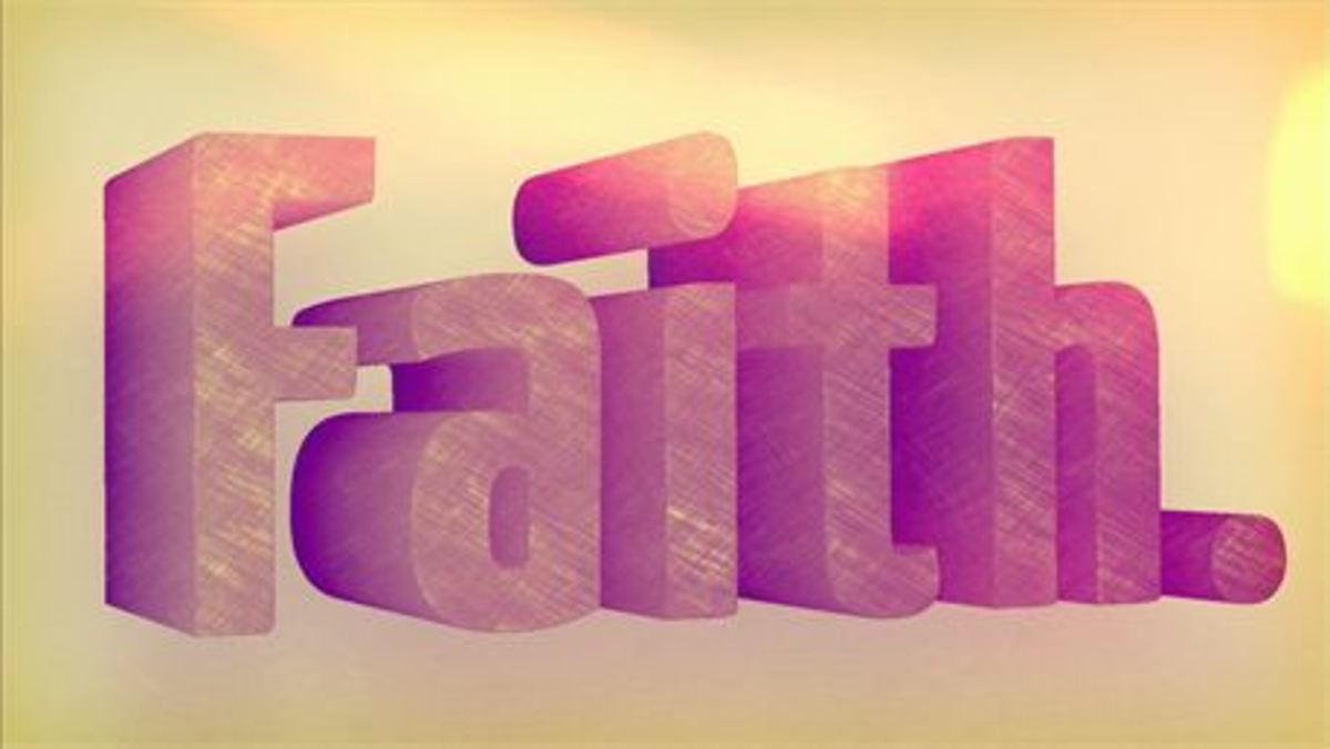 The shield of faith will help you stand against Satan.