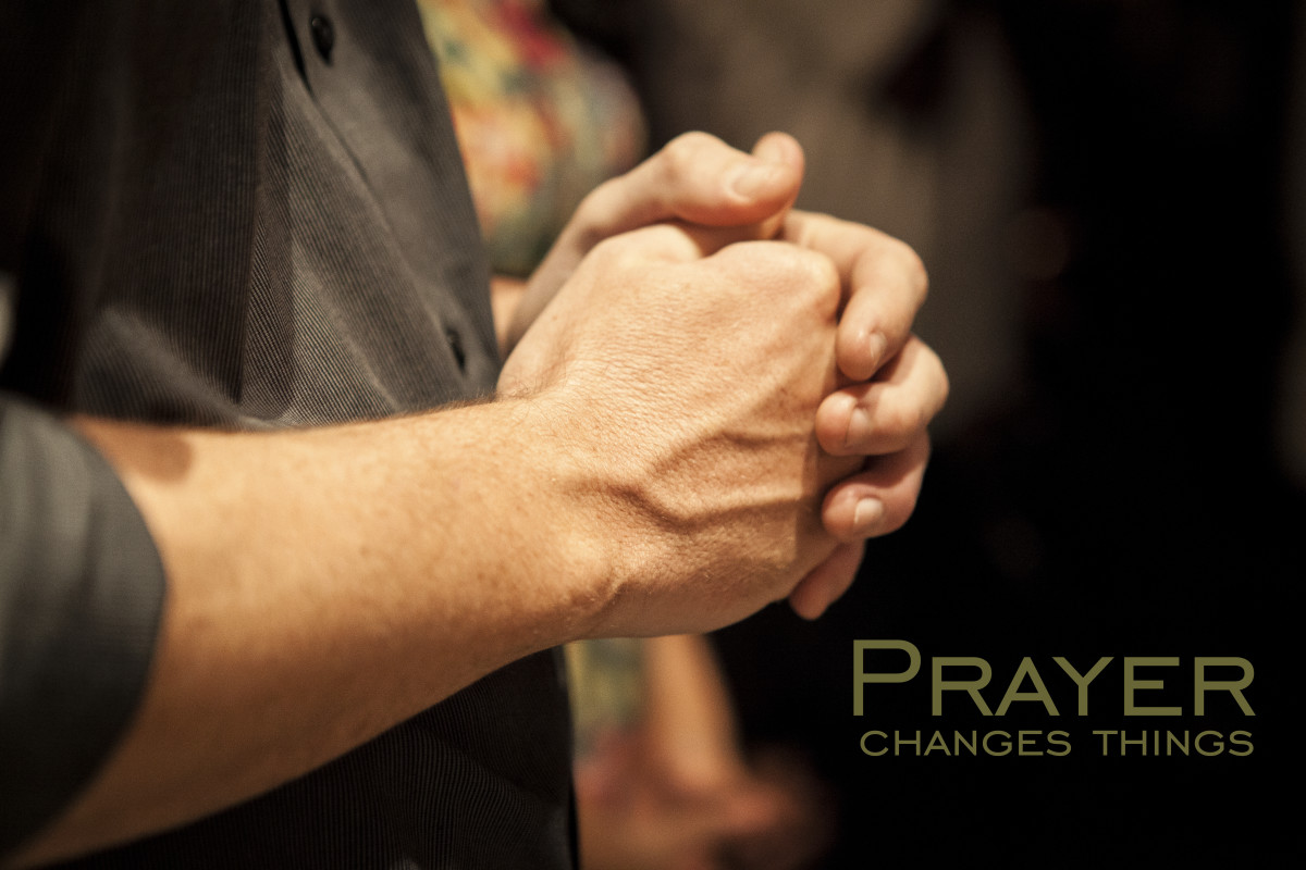 ...praying always with all prayer and supplication in the Spirit, being watchful to this end with all perseverance and supplication for all the saints (Eph. 6:18).