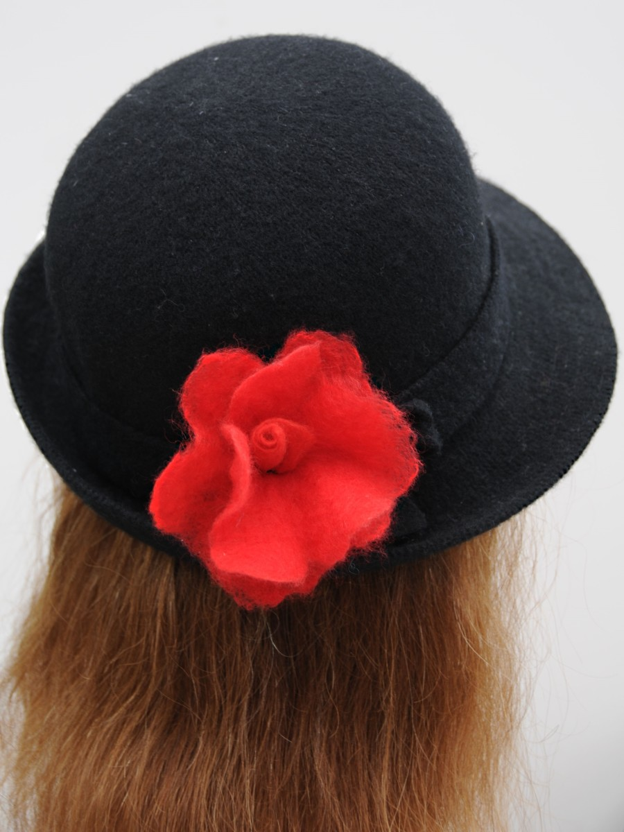The Rose on the Back of a Hat