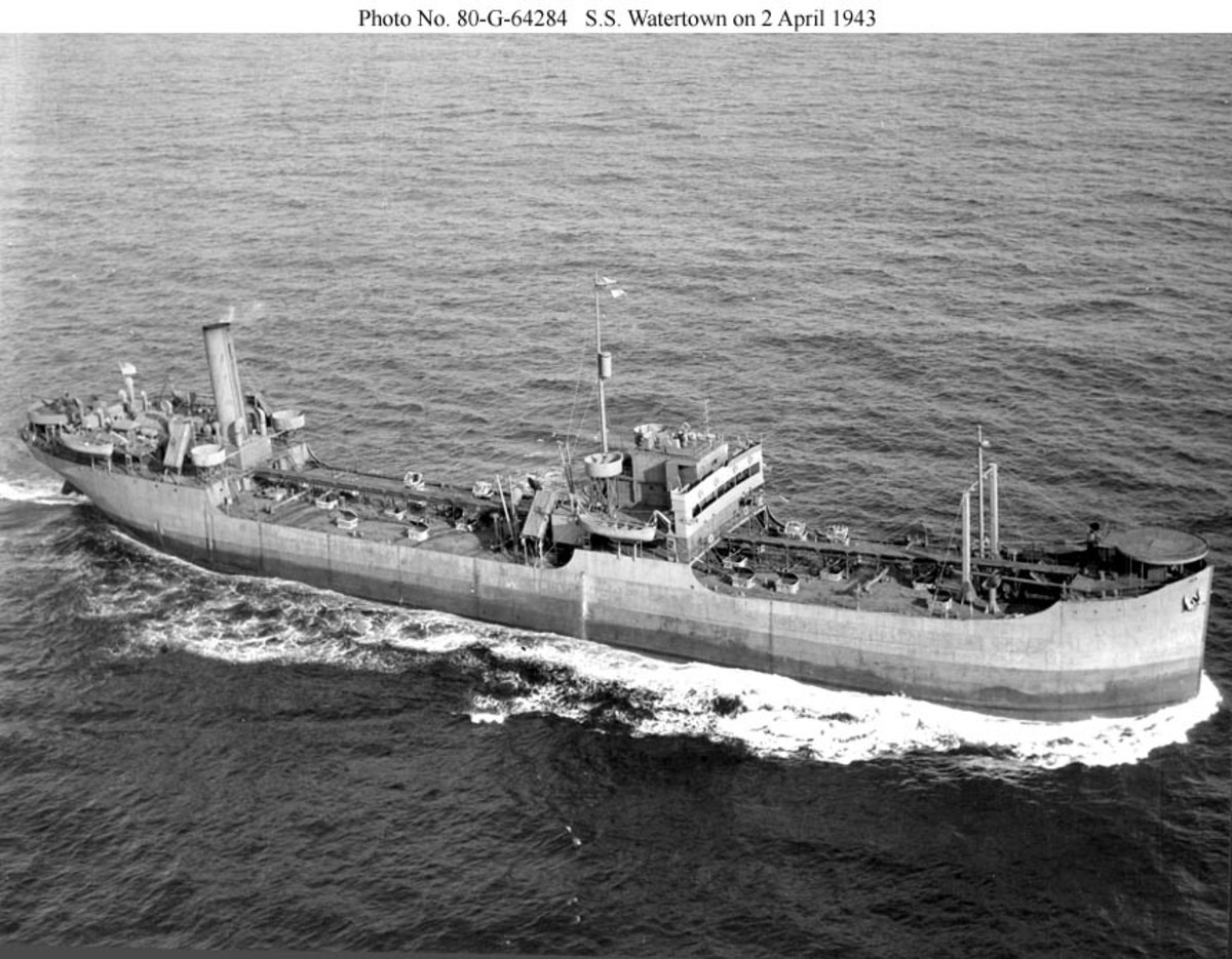SS Watertown