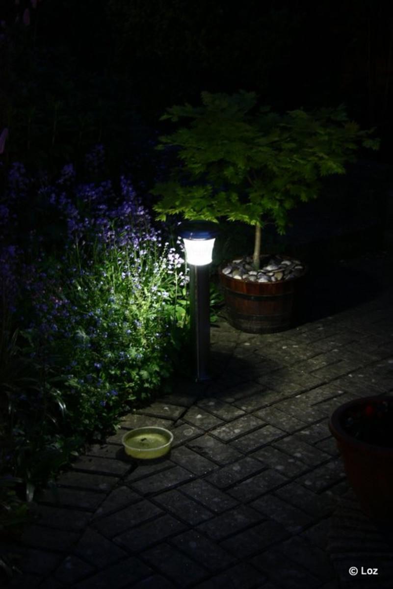 Solar landscape lighting best : Finding the best solar landscape garden lights great