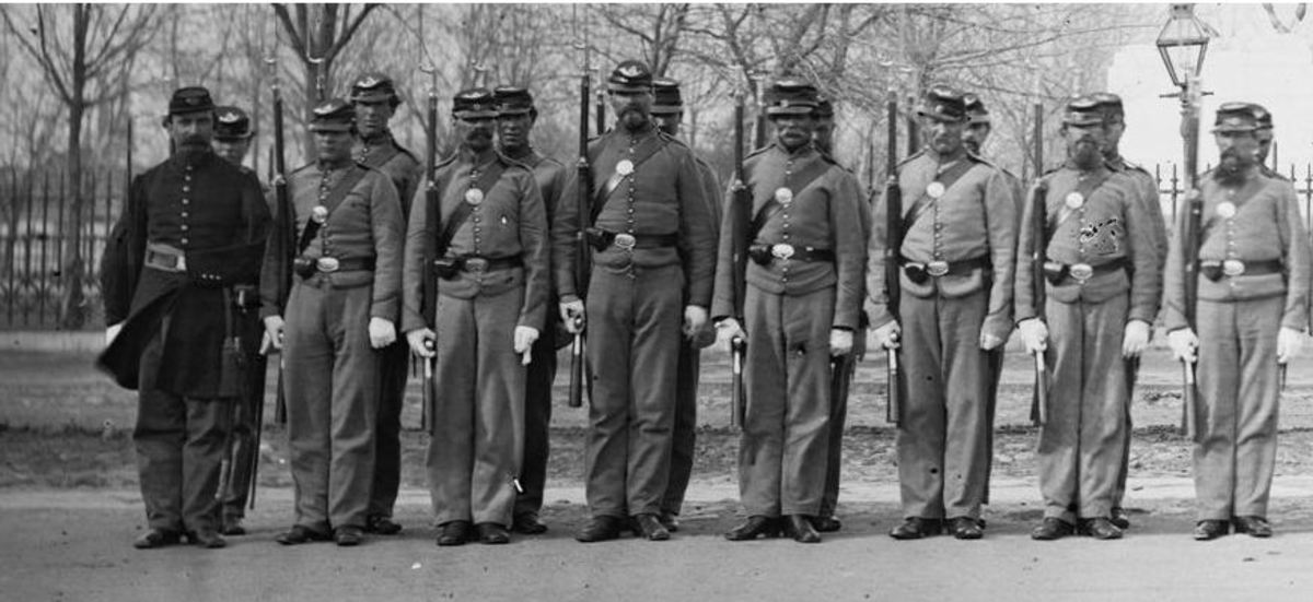 A Company of the Veteran Reserve Corps