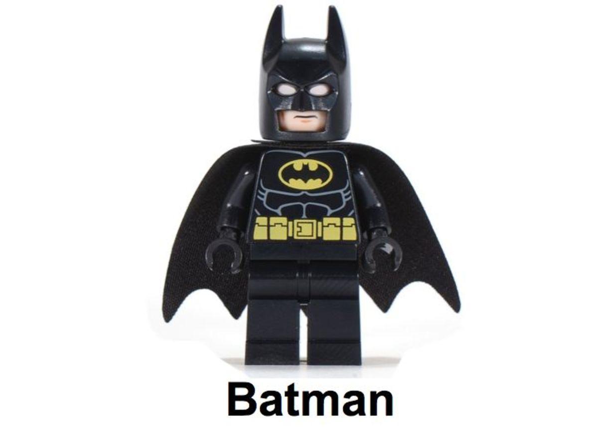 LEGO Super Heroes Batman Jetski 30160 Batman Minifigure