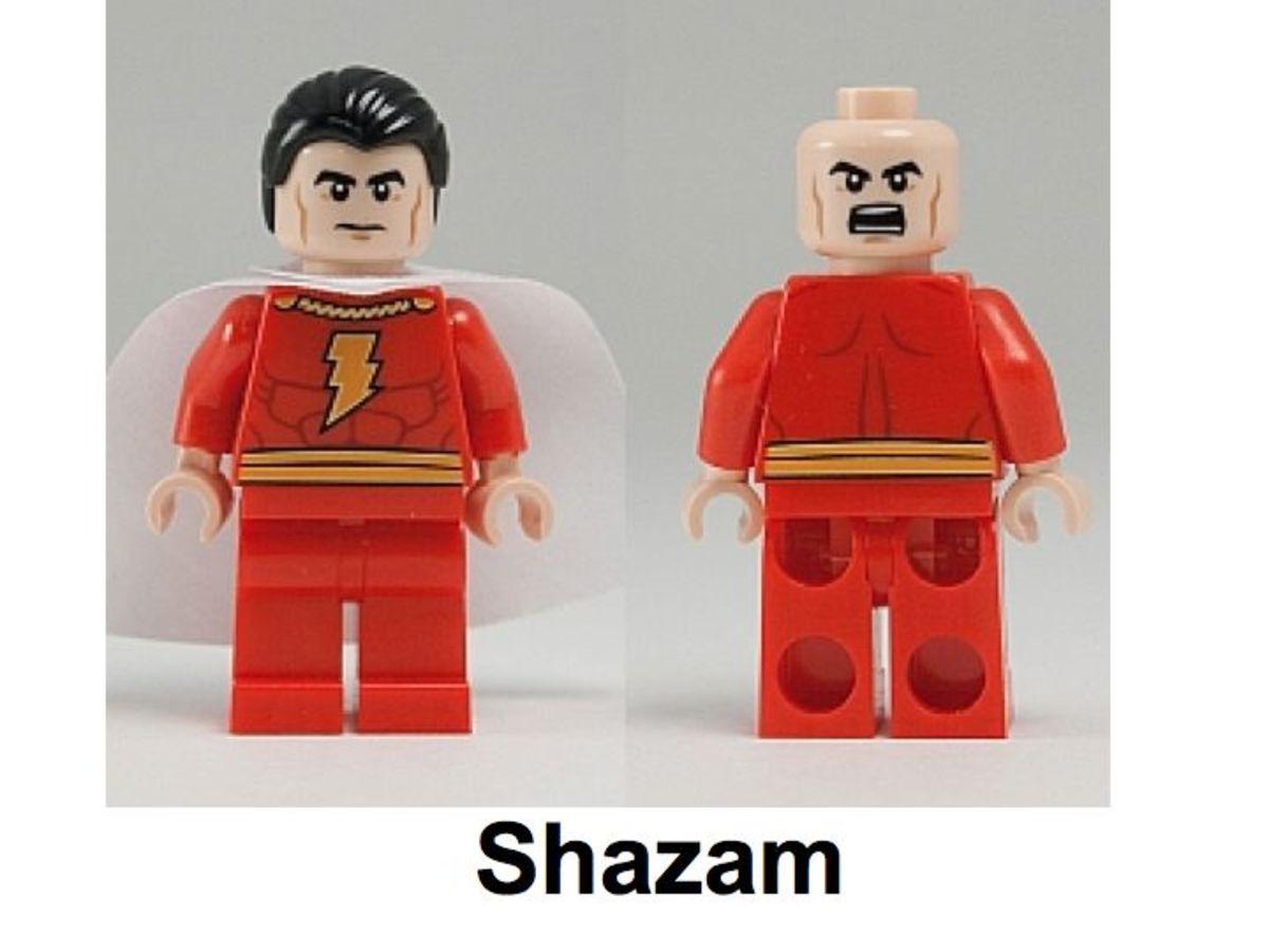LEGO Super Heroes Shazam Minifigure