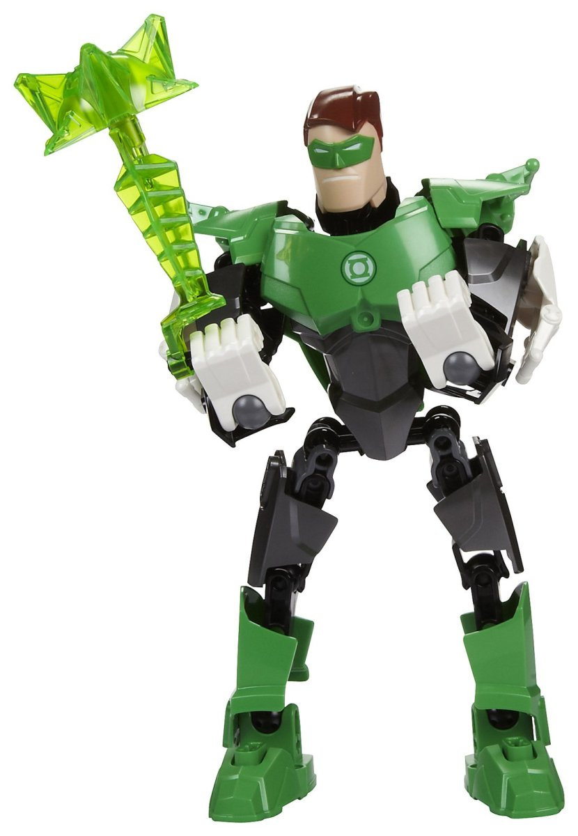 LEGO Super Heroes Green Lantern Ultrabuild 4528 Assembled