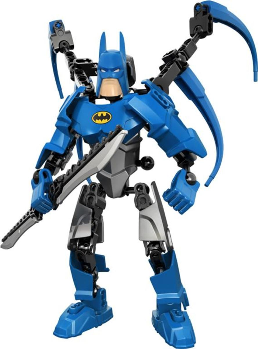 LEGO Ultrabuild Super Heroes Batman 4526 Assembled
