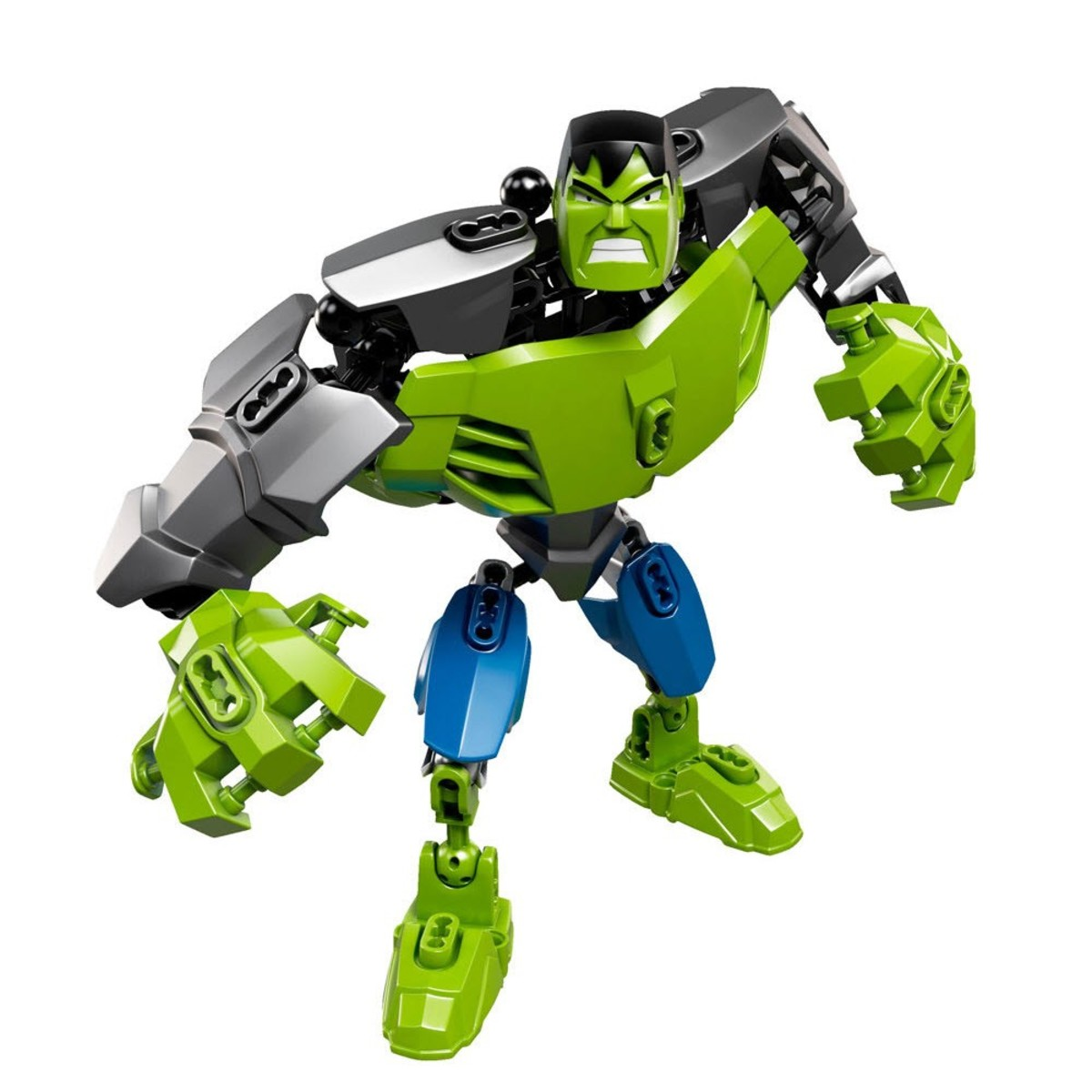 LEGO Ultrabuild Hulk 4597 Assembled
