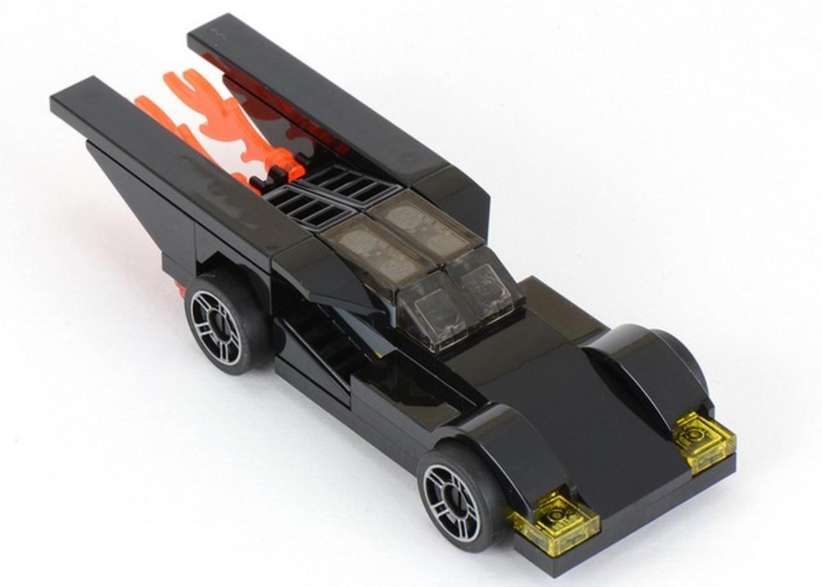 LEGO Super Heroes Batmobile 30161 Assembled