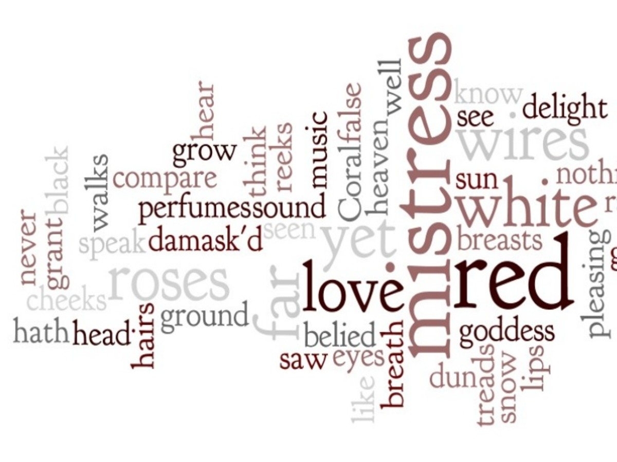 Beauty Is In The Eye Of The Beholder A Look At Shakespeares Sonnet