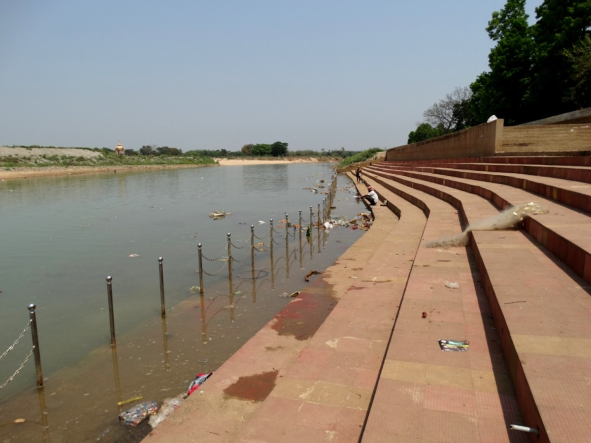 Dashaswamedh Ghat 2