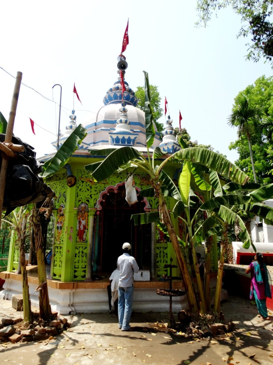 The Sun temple
