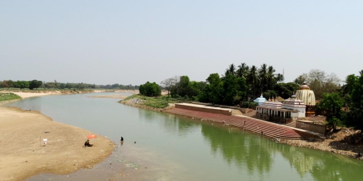 River Baitarani at Jajpur