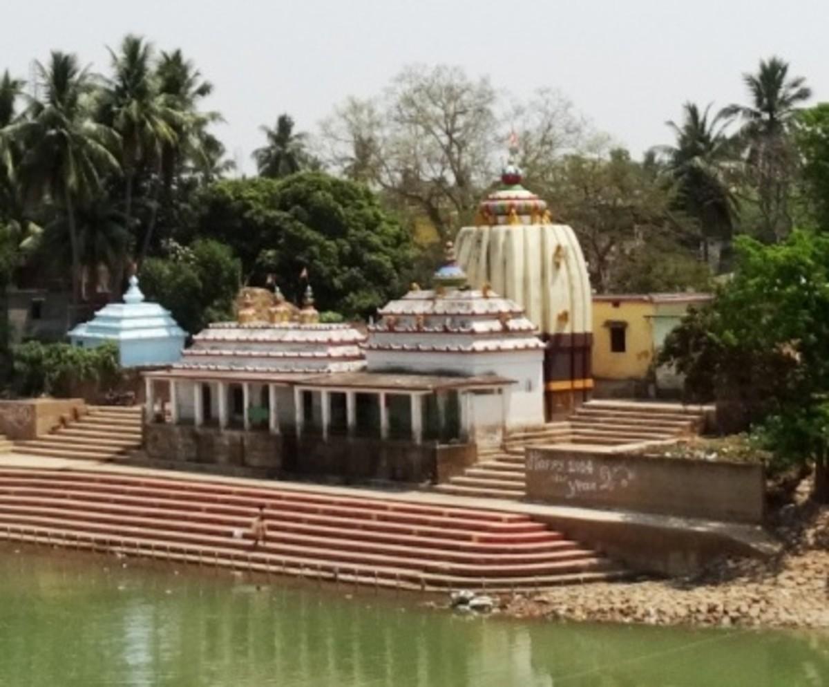 The Temple of Saptamatruka, Jajpur