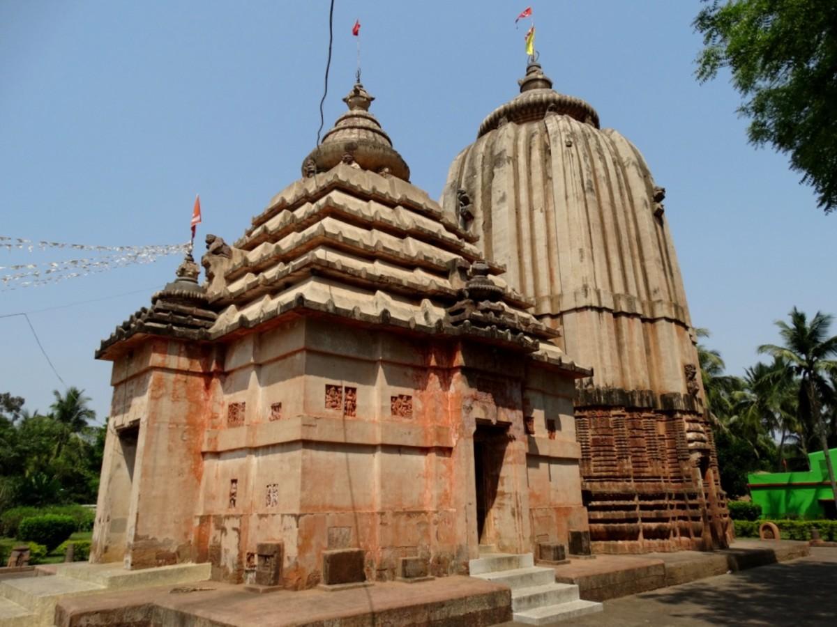 Siddheswar temple, Jajpur