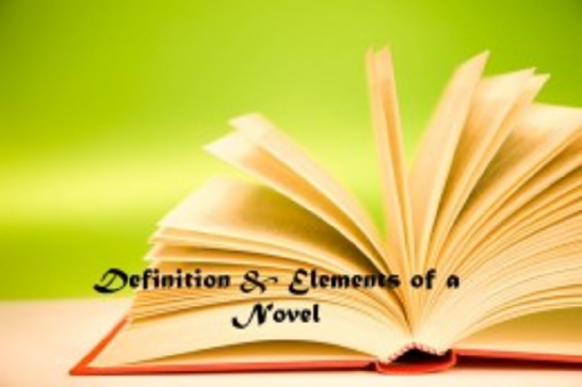 Definition & Elements of a Novel