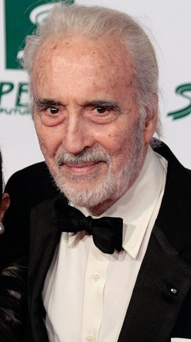 Christopher Lee gives an awesome performance.