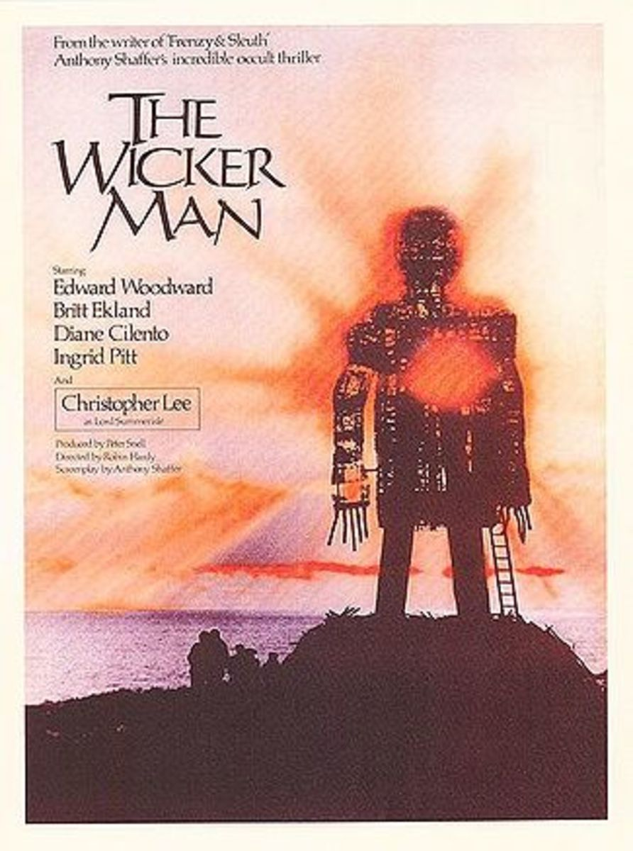 Why I Love the Wicker Man Movie, Even Though I'm Pagan