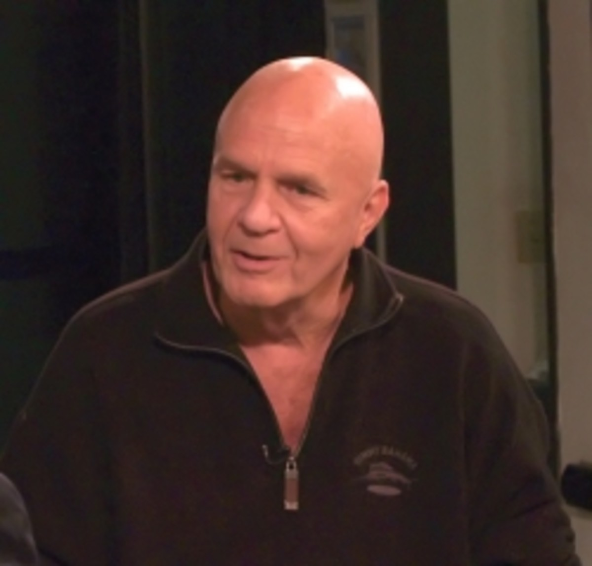 No! Wayne Dyer Can't See Clearly Now