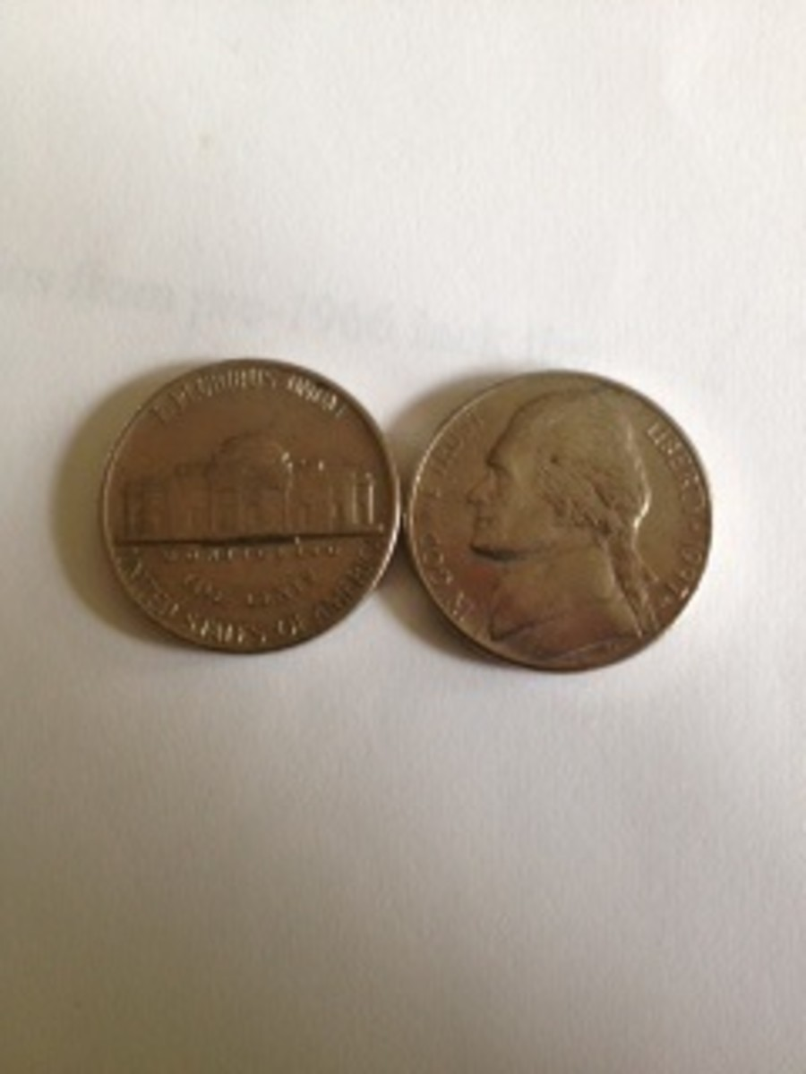 President Jefferson on the Obverse and Monticello on the Reverse